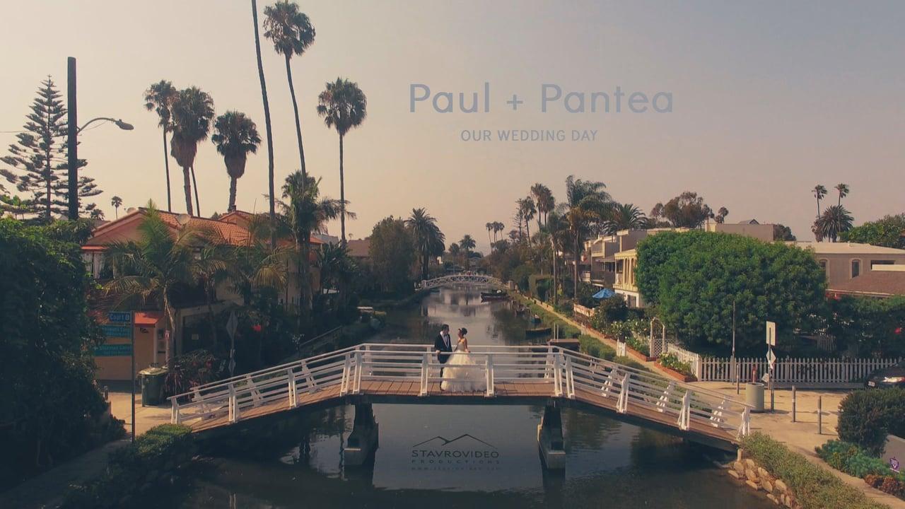 Paul + Pantea's Wedding Highlights at Taglyan Complex